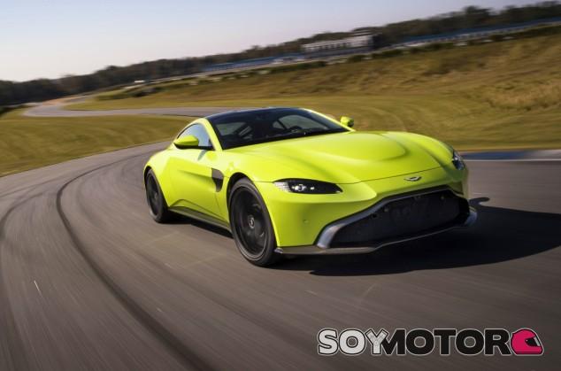 Aston Martin Vantage 2018: la nueva joya de Gaydon - SoyMotor.com