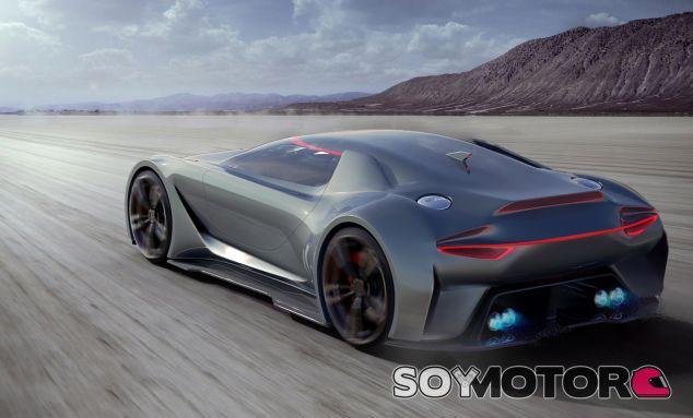 Aston Martin Vision 8: ejercicio de futuro - SoyMotor.com