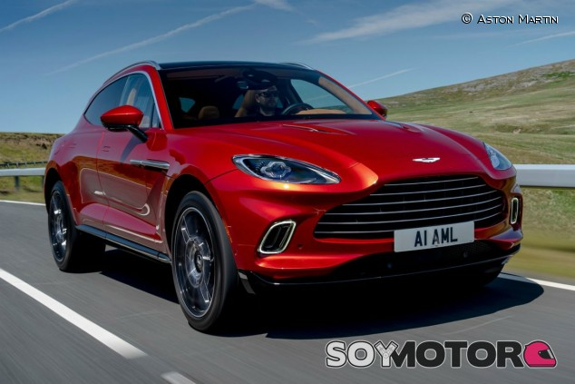 Aston Martin: planes electrificados y un DBX híbrido enchufable en 2023 - SoyMotor.com