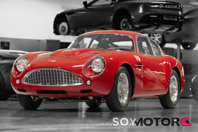 Aston Martin DB4 GT Zagato Continuation: ya es real - SoyMotor.com