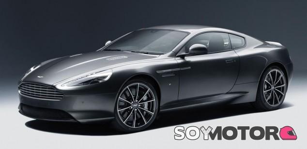 El DB9 GT es el Aston Martin de calle más potente - SoyMotor