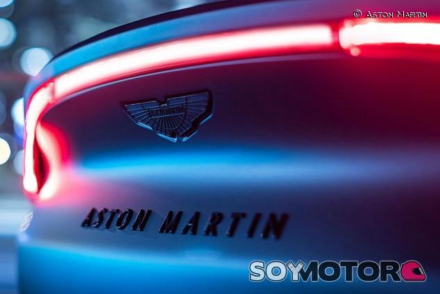 Aston Martin DBX: dos nuevas variantes en el futuro - SoyMotor.com