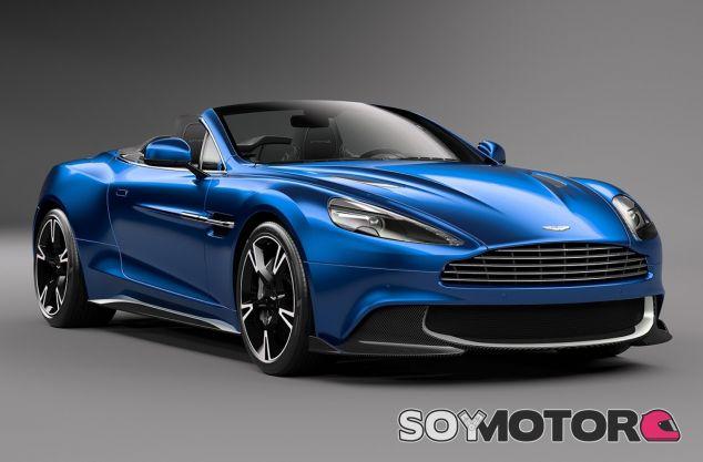 Aston Martin Vanquish S Volante - SoyMotor.com