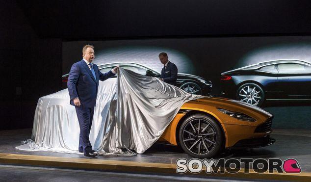 El siguiente modelo a presentar debería ser el nuevo DB11 descapotable - SoyMotor
