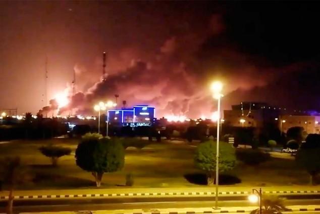Dos refinerías saudíes fueron atacadas este fin de semana - SoyMotor.com
