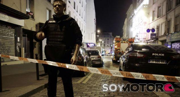 La Fórmula 1 y sus pilotos lloran la matanza terrorista de París - LaF1