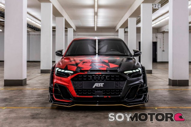 ABT Audi A1 1of1 - SoyMotor.com