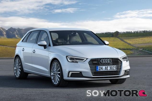 El Audi A3 e-tron regresa con la cuarta generación del compacto alemán - SoyMotor.com