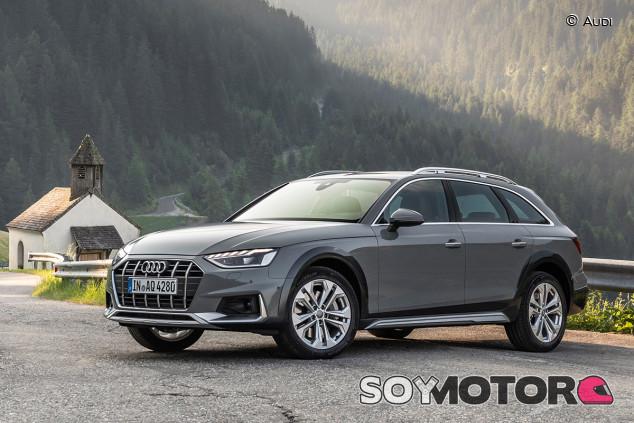 Audi A4 Allroad: aventura familiar - SoyMotor.com