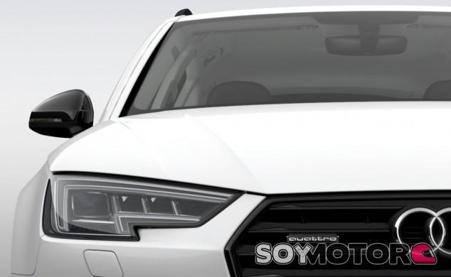 Audi A6 Avant Black Line Edition