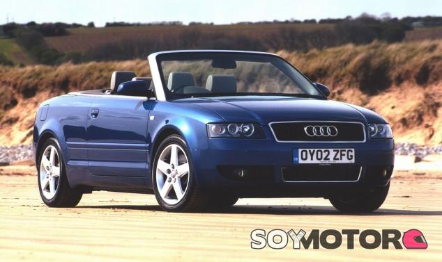 El Audi A4 Cabrio puede resurgir como una opción económica entre los descapotables alemanes - SoyMotor