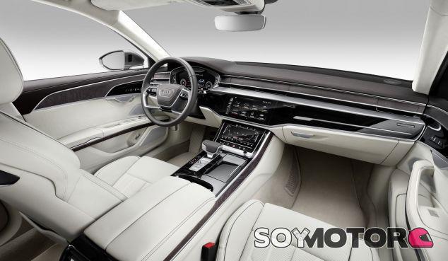 Audi A8 Pedidos Precios - SoyMotor.com