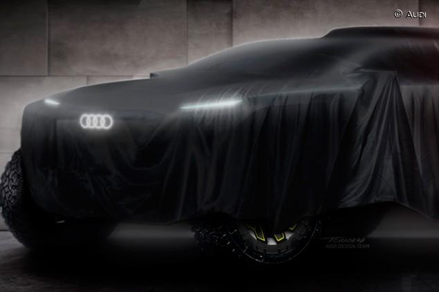 Audi cambiará la Fórmula E por el Dakar y Le Mans en 2022 - SoyMotor.com