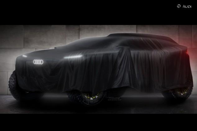 El desembarco de Audi en el Dakar obliga a crear dos categorías nuevas - SoyMotor.com