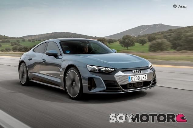 Audi e-tron GT - SoyMotor.com