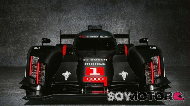 Audi R-18 e-Tron de Le Mans en fibra de carbono - LaF1