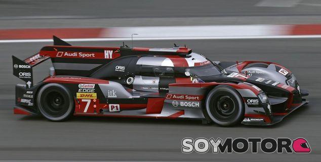 Doblete Audi en la clasificación para las 6 horas de Nürburgring - LaF1