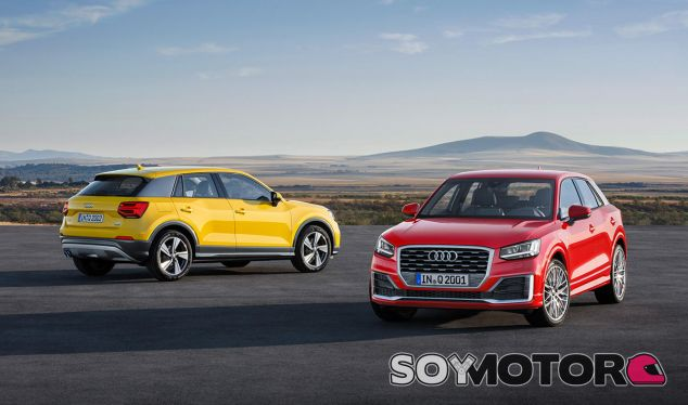 El Audi Q2 ha sido uno de los lanzamientos más esperados - SoyMotor