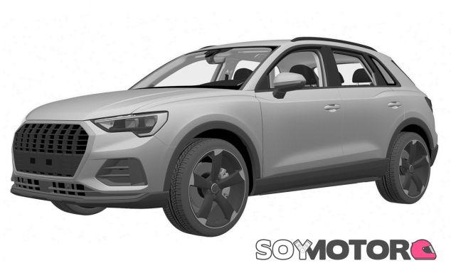 El Audi SQ3 sería la opción más potente de la gama Q3, al menos hasta la llegada del RS Q3 - SoyMotor