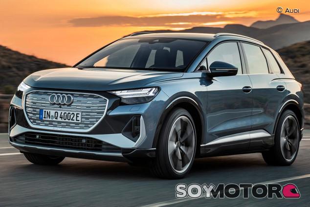 Audi Q4 e-tron 2021 - SoyMotor.com