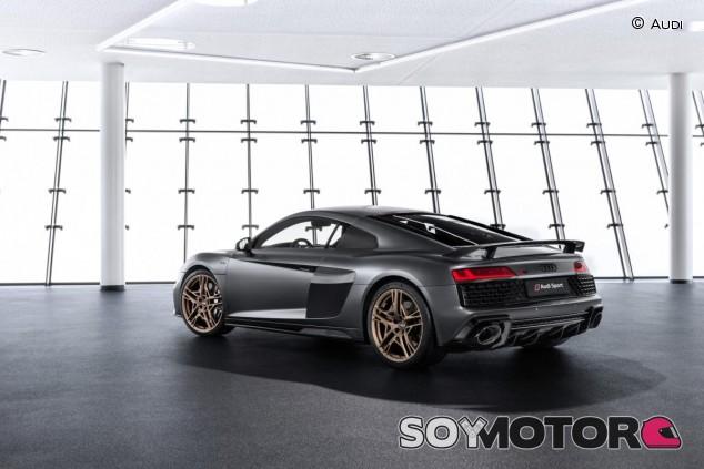El Audi R8 V10 Decennium llega para homenajear los diez años del motor que incorpora - SoyMotor.com