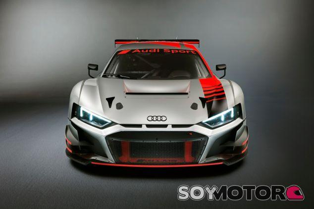 Audi R8 LMS GT3: la nueva máquina de carreras de Audi Sport - SoyMotor.com
