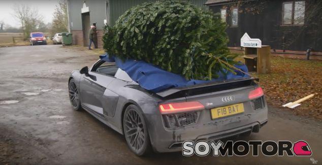 Un Audi R8 V10 sirve para casi todo - SoyMotor.com