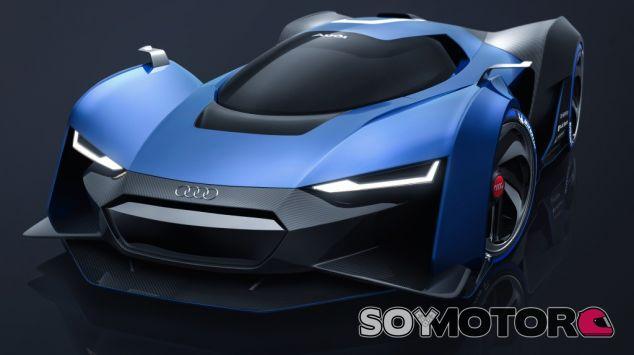 Audi RS Concept - SoyMotor.com
