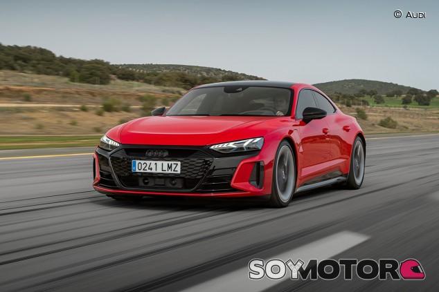 El Audi RS e-tron GT - SoyMotor.com