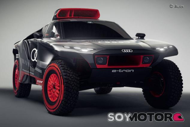 Audi RS Q e-tron - SoyMotor.com