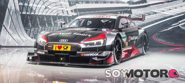 Audi RS 5 DTM presentado en Ginebra - SoyMotor.com