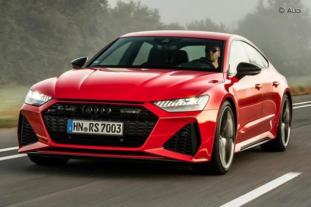 Audi RS 7 Sportback - SoyMotor.com