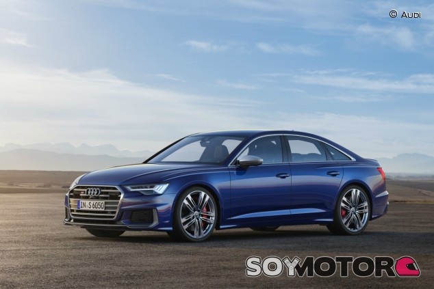 Audi S6 y Audi S7 2019: tecnología mild hybrid y adiós a la gasolina - SoyMotor.com