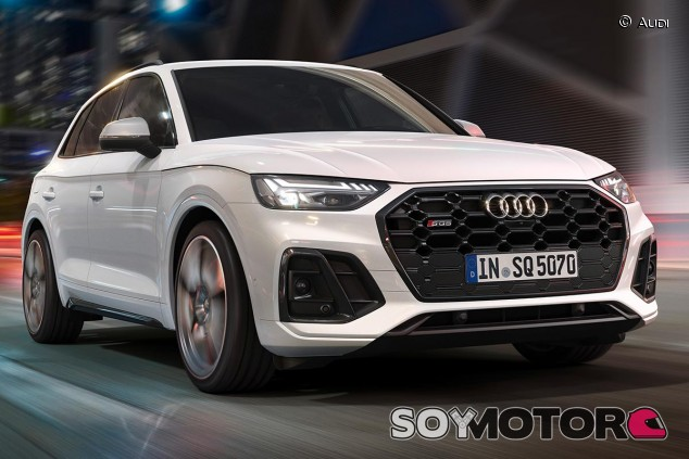 Audi SQ5 TDI 2021 - SoyMotor.com