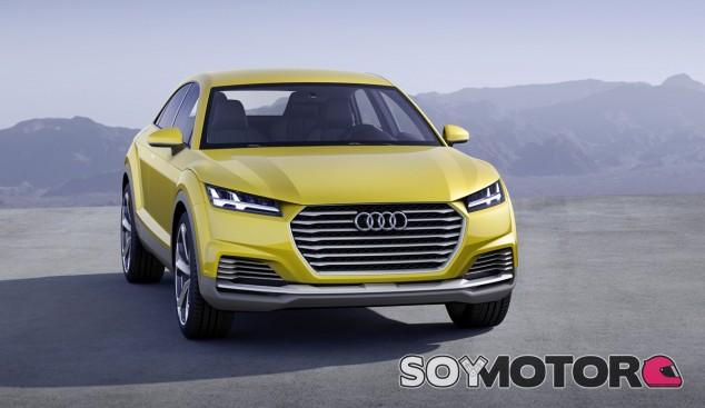 Audi confirma la llegada del Q4, un nuevo SUV que además tendrá una versión RS - SoyMotor