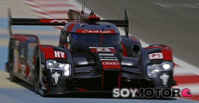 Pole para Audi en su última carrera del WEC -LaF1