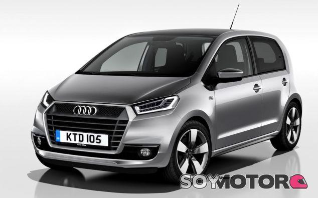 Audi trabaja en un utilitario eléctrico y autónomo