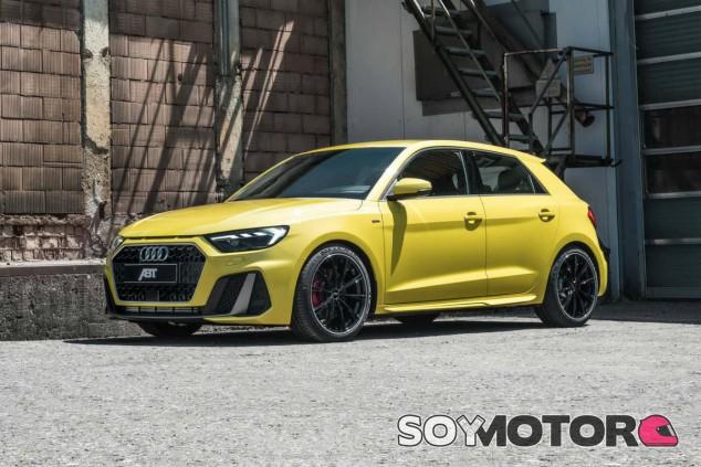 Audi A1 Sportback: extra de picante ABT - SoyMotor.com