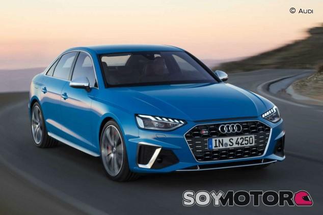 Audi A4 2019: puesta al día eficiente y tecnológica - SoyMotor.com