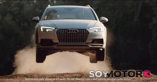 Spot Audi A4 allroad 2016 - SoyMotor.com