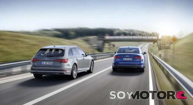 La berlina del segmento D y su versión familiar reciben un plus de deportividad - SoyMotor