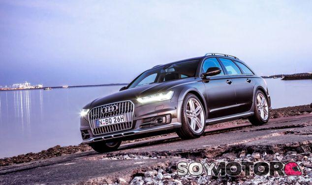 La imagen corresponde al actual Audi A6 Allroad, versión con menos carácter deportivo - SoyMotor