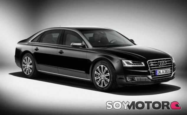 Audi A8 - SoyMotor.com