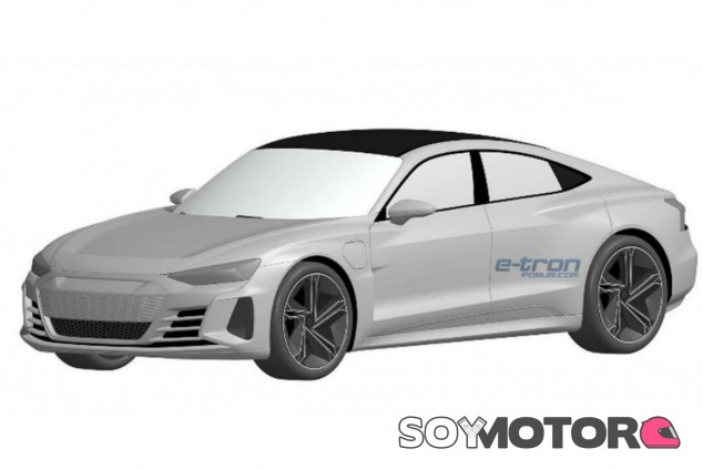 Audi e-tron GT: se presentará en el Salón de Los Ángeles de 2020 - SoyMotor.com