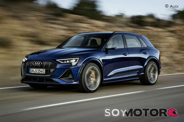 Audi e-tron S y e-tron S Sportback: tres motores y 503 caballos
