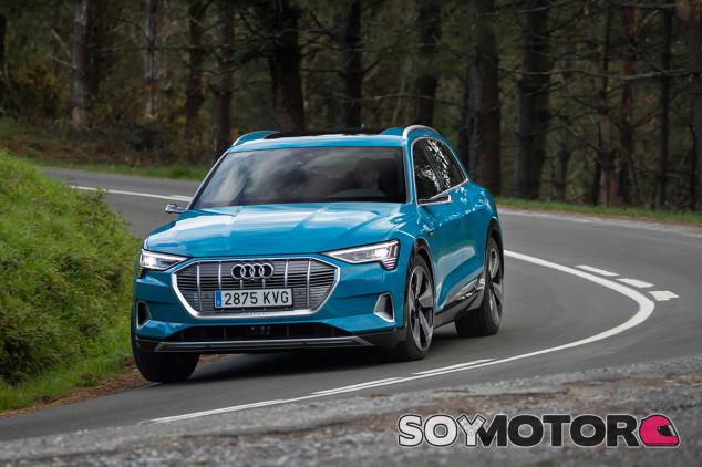 Audi e-tron 2019: la era eléctrica llega a los cuatro aros - SoyMotor.com