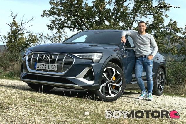Audi e-tron Sportback 2020: probamos el SUV coupé eléctrico - SoyMotor.com