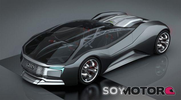 Audi Mesarthim F-Tron Quattro - Grigori Gorin