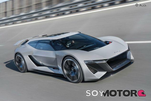 Audi PB18 e-tron Concept - SoyMotor.com