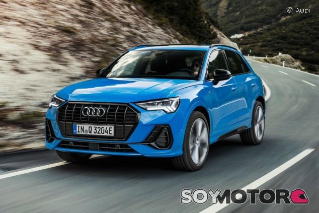 Audi Q3 2020: se anuncia la versión híbrida enchufable - SoyMotor.com